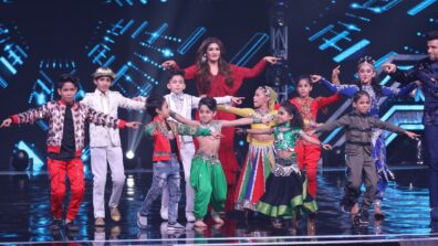 Raveena Tandon on Super Dancer Chapter 3 3