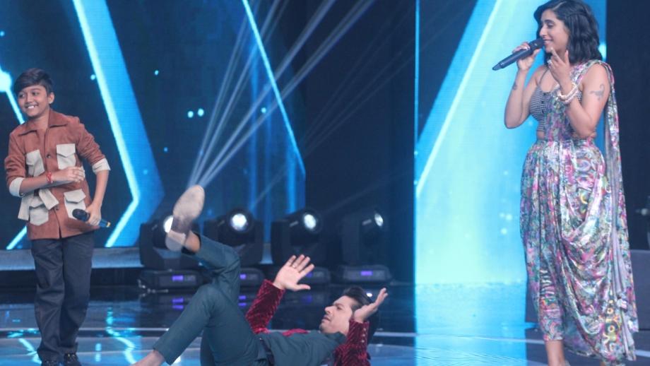 Ravi Dubey gives a funny twist to Jag Ghomeya on Sa Re Ga Ma Pa Li'l Champs