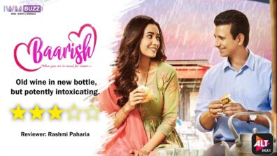 Review of ALTBalaji's Baarish – Old wine in new bottle, yet, potently intoxicating