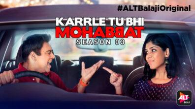 Review of ALTBalaji's Karrle Tu Bhi Mohabbat: Classy yet slow