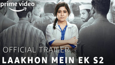 Review of Amazon Prime's Laakhon Mein Ek Season 2: An underdog story where reality bites….hard