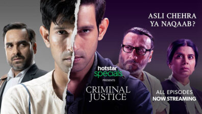 Review of Criminal Justice: Evocative storytelling enhanced by exquisite performances