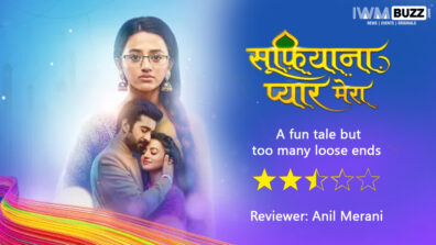 Review of Star Bharat's Sufiyana Pyaar Mera: A fun tale but too many loose ends