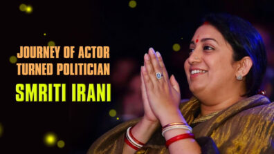 Rise of Smriti Irani: From model to Tulsi Virani to Textiles Minister of India