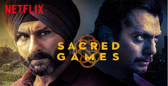 Sacred Games has changed the scenario of Indian web series, for the best!