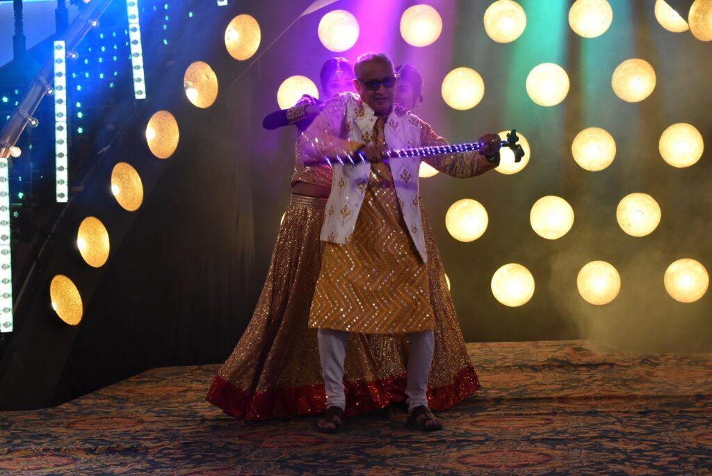 Sangeet sequence in Yeh Rishtey Hain Pyaar Ke 11