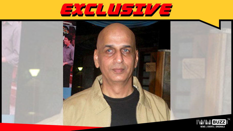 Saurabh Dubey in Vikram Bhatt's web-series Faceless