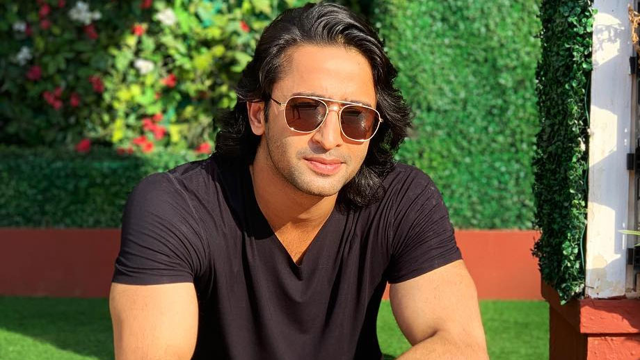 Shaheer Sheikh's 'cycling' time pass on sets of  Yeh Rishtey Hai Pyaar Ke