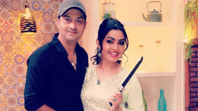 Shubhangi Atre Poorey has a fun filled visit to Kitchen Champion with better half