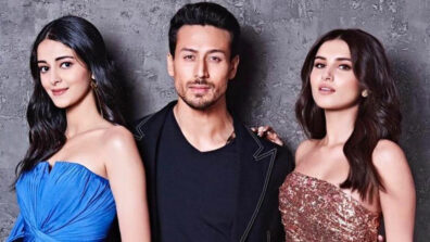 Student of The Year 2 actors Tiger Shroff, Ananya Pandey and Tara Sutaria on Rising Star 3