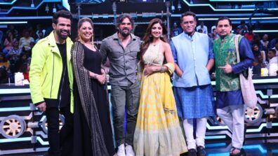 Suniel Shetty on Super Dancer Chapter 3 4
