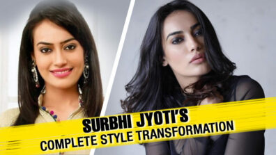 Surbhi Jyoti complete style transformation over the years 3
