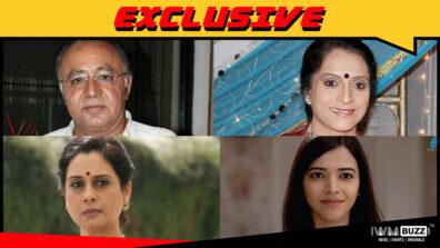 Sushil Parashar, Smita Oak, Mallika Nayak, Sabina Jat in Kawach 2