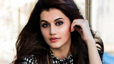 Taapsee Pannu - The Lady with a Vibrant Smile and the Rising Star