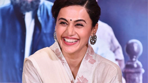 Taapsee Pannu - The Lady with a Vibrant Smile and the Rising Star 5