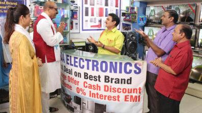 Taarak Mehta Ka Ooltah Chashmah: New mobile phone to bring trouble for Jethalal