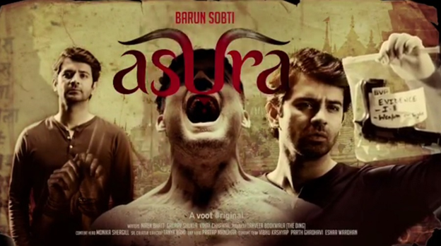 Television Heartthrob & Punjabi Munda Barun Sobti Creating Magic In Asura 1