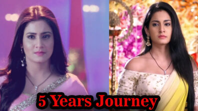 The complete 5 year journey of Aditi Rathore in TV industry 3
