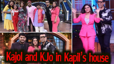 The Kapil Sharma Show 27 April 2019 Written Update Full Episode: Kajol and KJo in Kapil's house