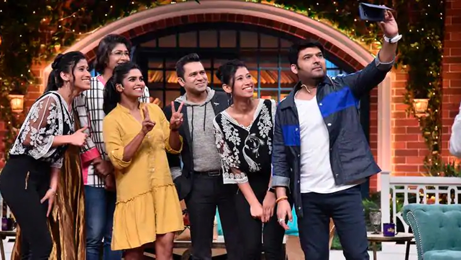 The Kapil Sharma Show 28 April 2019 Written Update Full Episode: Neha Bhasin and Female Cricketers on the couch
