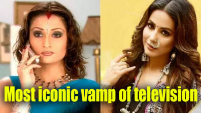 "The most iconic vamp of television ""Komolika"" From Kasautii Zindagii Kay 6"