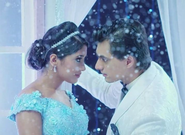 The Perfect Fairytale couple in 'Yeh Rishta Kya Kehlata Hai' 2