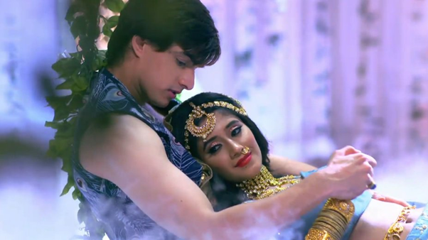 The Perfect Fairytale couple in 'Yeh Rishta Kya Kehlata Hai' 3