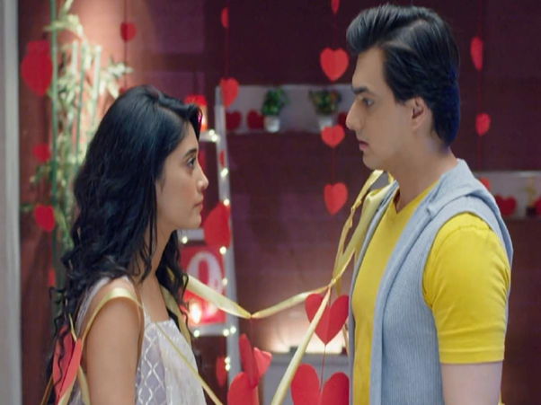 The Perfect Fairytale couple in 'Yeh Rishta Kya Kehlata Hai'