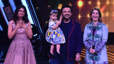 The Voice: Adnan Sami's daughter is his biggest fan