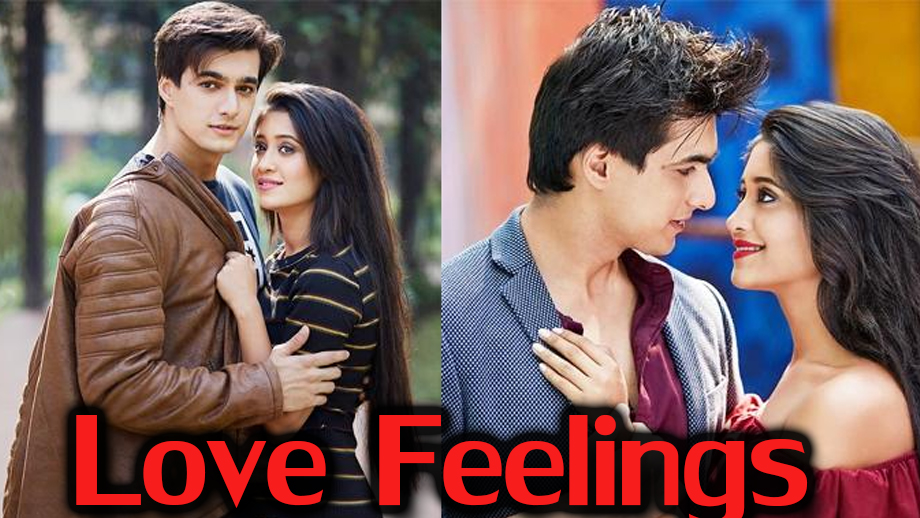 This is why Mohsin Khan fell in love with co-star Shivangi Joshi! 3
