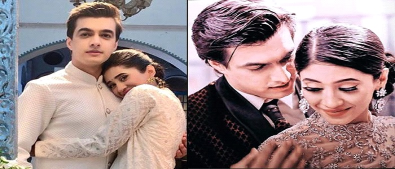 This is why Mohsin Khan fell in love with co-star Shivangi Joshi!