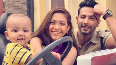 Tujhse Hai Raabta: Kalyani and Malhar's cute moments that melt our hearts 5