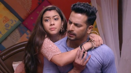 Tujhse Hai Raabta: Kalyani and Malhar's cute moments that melt our hearts 8