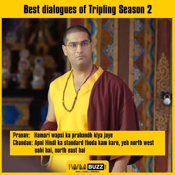 TVF Tripling: Best dialogues of season 2 6
