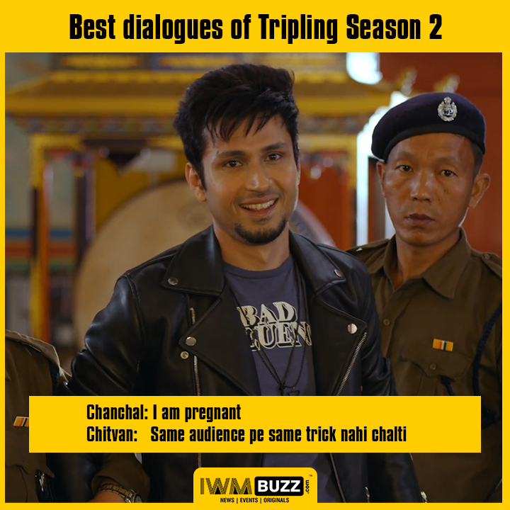 TVF Tripling: Best dialogues of season 2 which 1