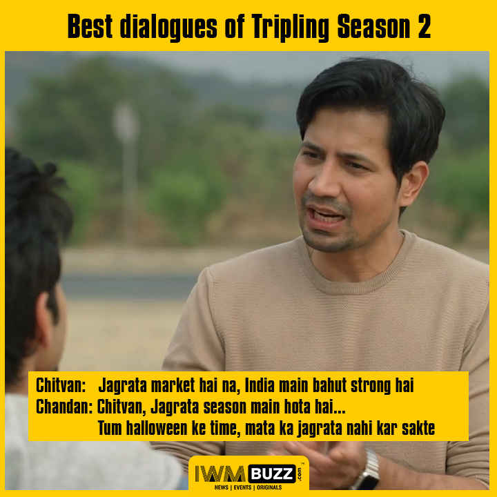 TVF Tripling: Best dialogues of season 2 which 2