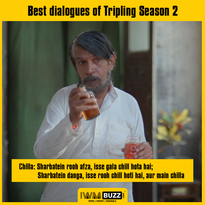 TVF Tripling: Best dialogues of season 2 which