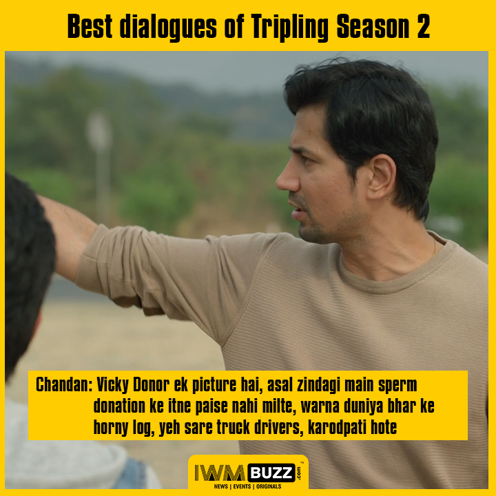 TVF Tripling: Best dialogues of season 2
