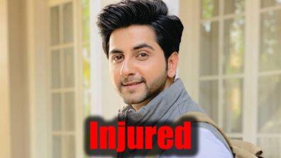 Udaan: Lead actor Gaurav Sareen injured on set