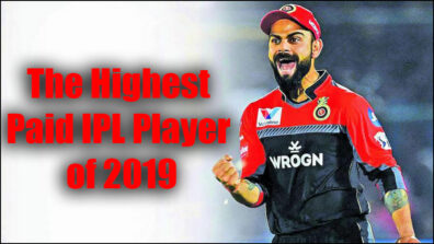 Virat Kohli: The Highest Paid IPL Player of 2019 4