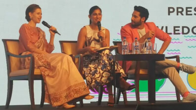 What else can star kids do: comments Gully Boy fame Siddhant Chaturvedi on nepotism at Goafest 2019