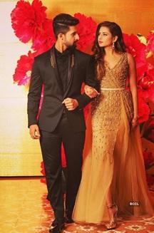 When The Stylish Jodi Ravi Dubey And Sargun Mehta Set Major Fashion Goals Together