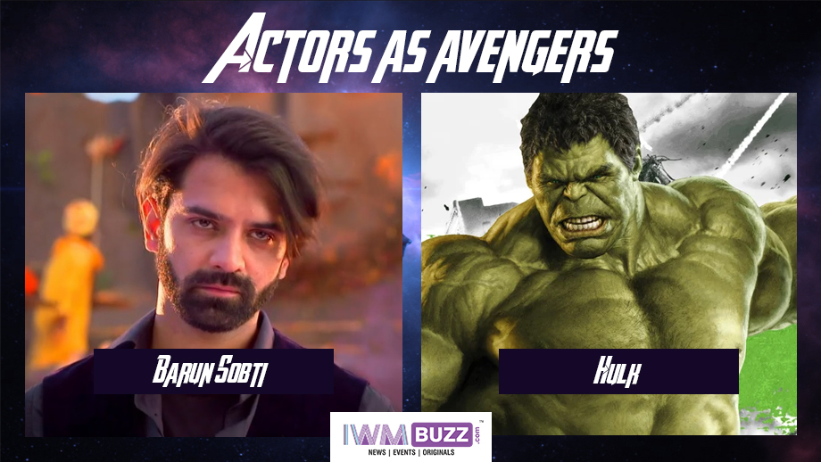When TV Actors became Avengers 9