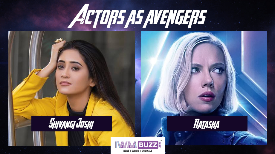 When TV Actors became Avengers 12