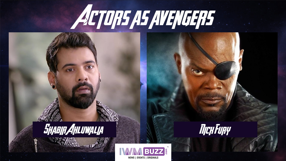 When TV Actors became Avengers 13