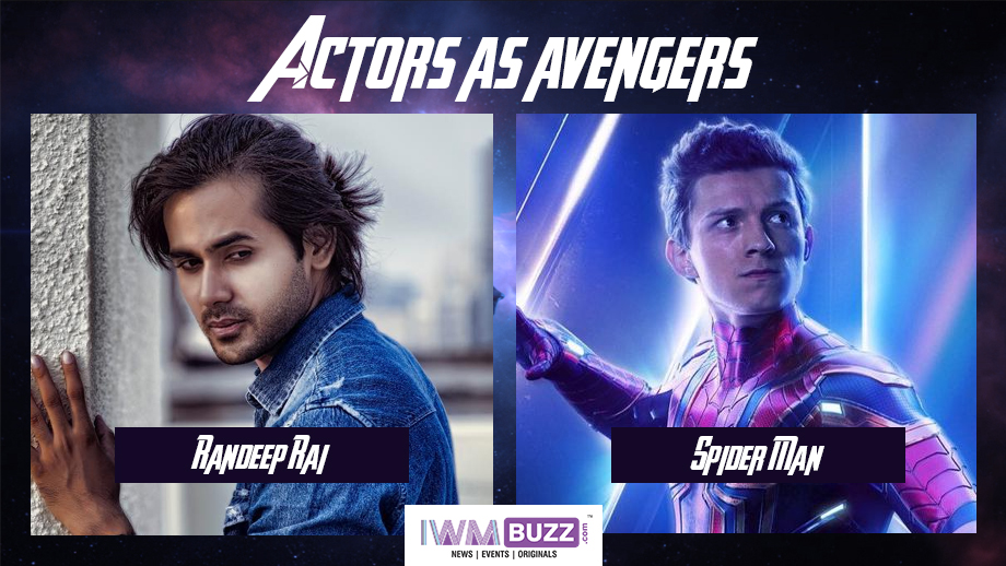 When TV Actors became Avengers 14