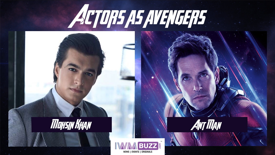 When TV Actors became Avengers