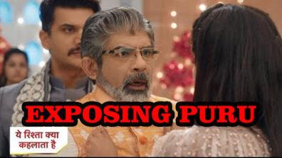 Yeh Rishta Kya Kehlata Hai 16th April 2019 Full Episode Written Update: Naira dead set on exposing Puru