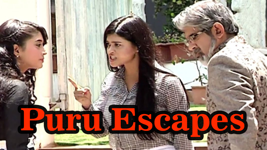 Yeh Rishta Kya Kehlata Hai 19 April 2019 Written Update Full Episode: Puru escapes the hot seat!