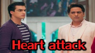 Yeh Rishta Kya Kehlata Hai 25 April 2019 Written Update Full Episode: Manish gets a heart attack